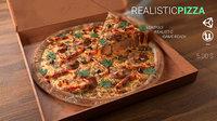 Realistic Pizza