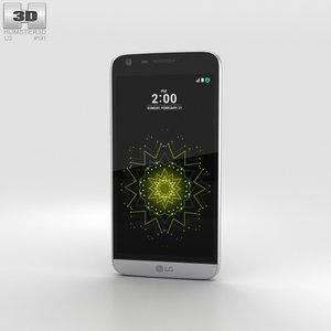 lg g5 g 3D model