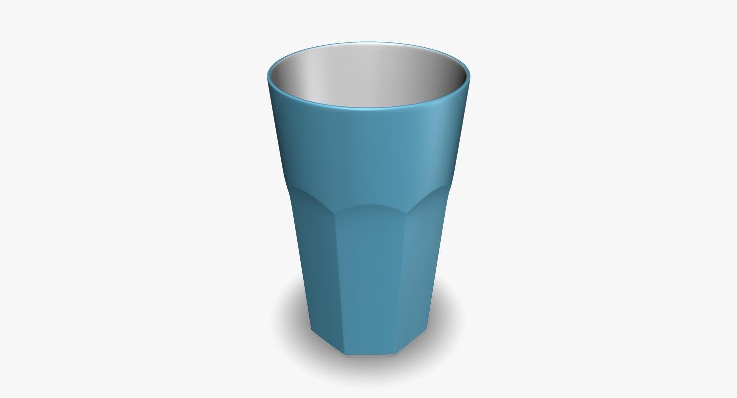 ceramic cup model