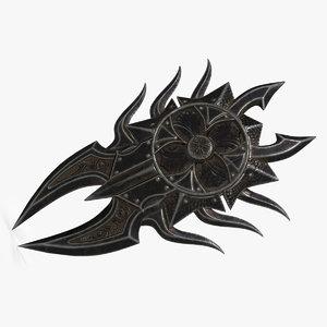 3D shield v2