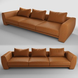 3D hyper sofa
