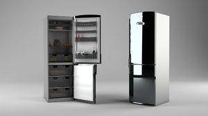 fridge 3D