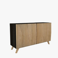 chest drawers 3D