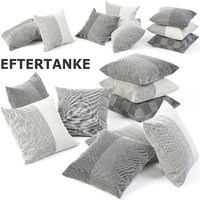 IKEA EFTERTANKE PILLOW SET