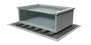 water tank storage 3D