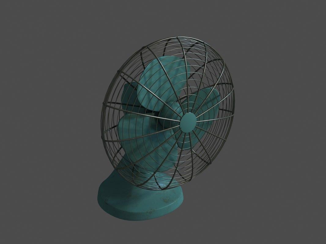 fan 3D