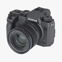 photoreal mirrorless camera fujifilm model