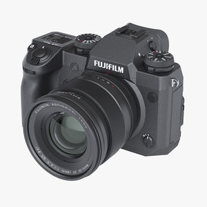 photoreal mirrorless camera fujifilm model