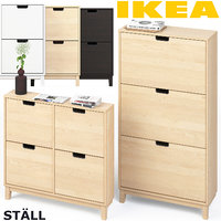 IKEA FLISAT CHILD DESK SET