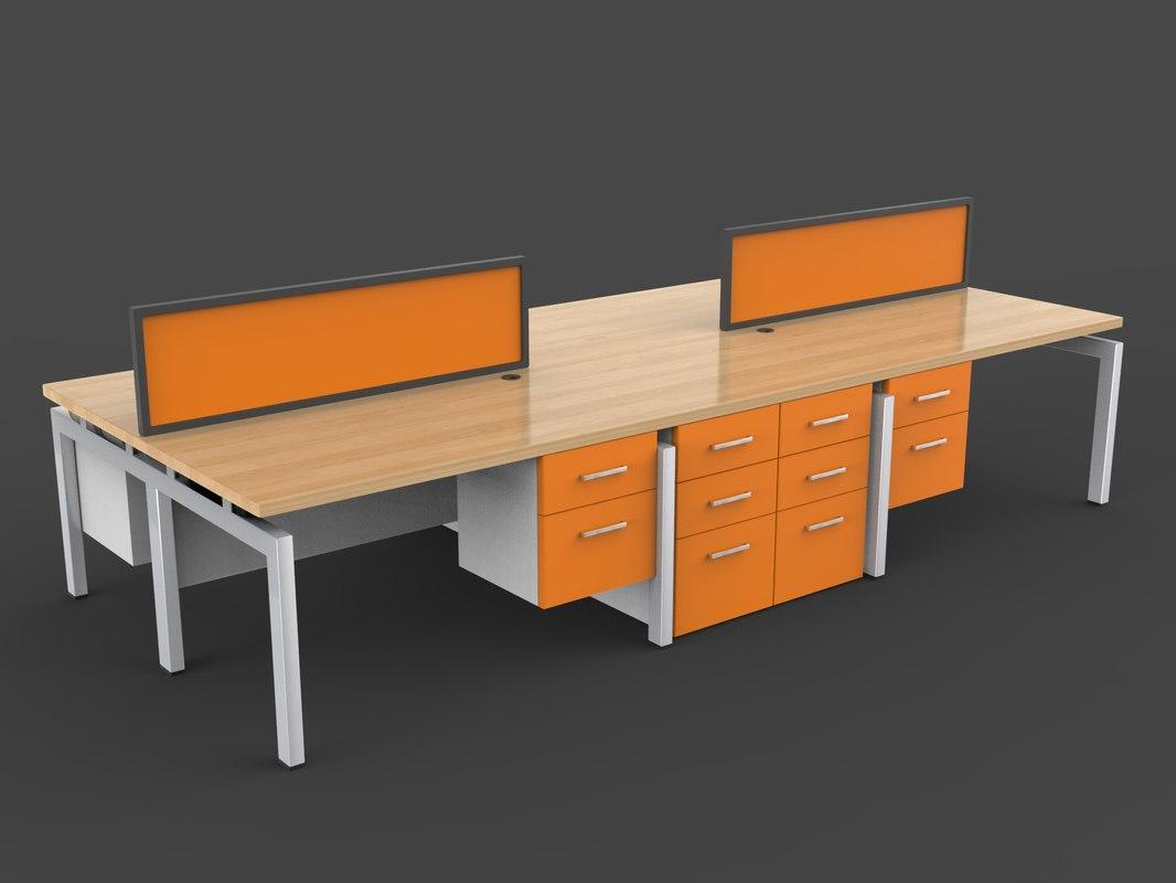 workstation formats 3D model