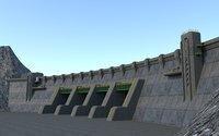 Sci-Fi Dam