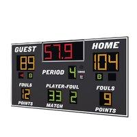 sport scoreboard 3D model
