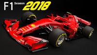 F1 Horse Racing 2018