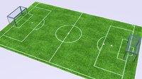 Soccer Toon Field