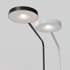 3D ikea ypperlig led lamp