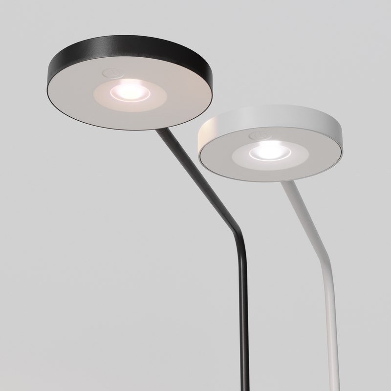 3D ikea ypperlig led lamp