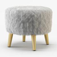 wool maher ottoman model