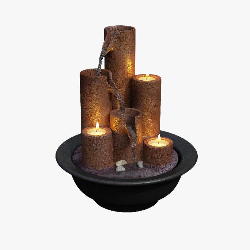 3D model lighting 2014