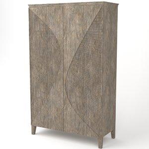 design wardrob 3D model