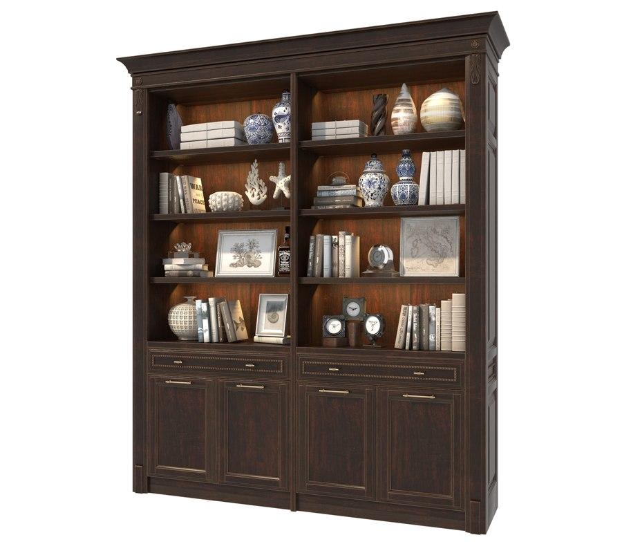 book bookcase classic model