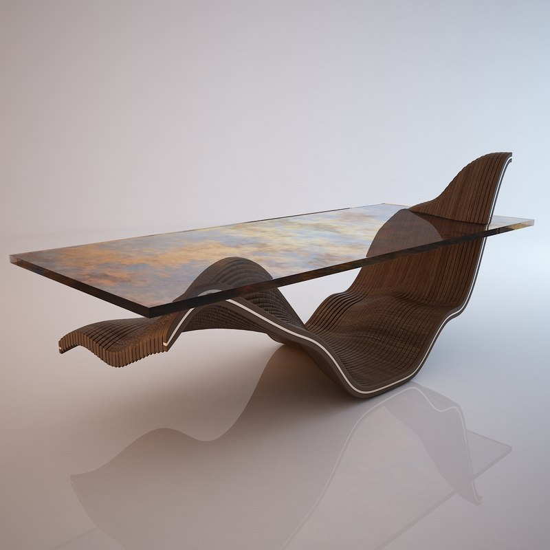 3D omi table