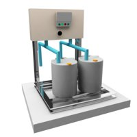 automatic chemical dosing systems model