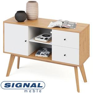 signal scandic k1 3D model