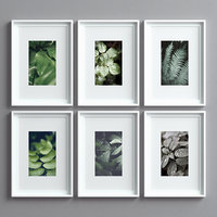 frames picture set 3D model