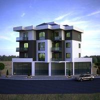 Building Model 2015