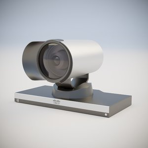 cisco web camera 720p 3D