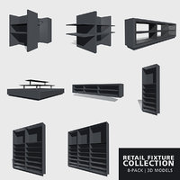 Retail Fixture Collection