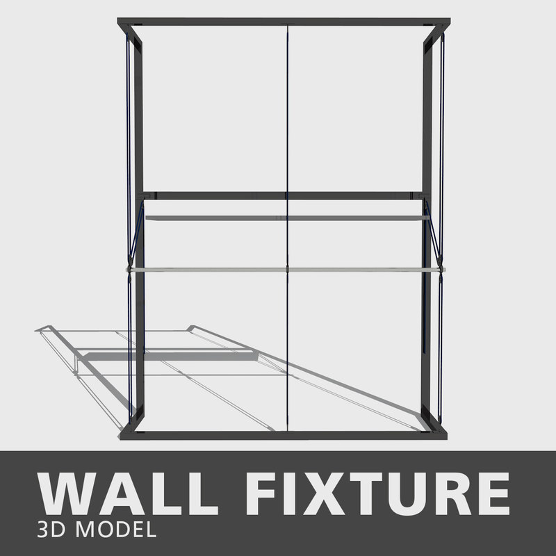 wall fixture model