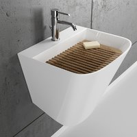 meg11 ceramic washbasin utility 3D