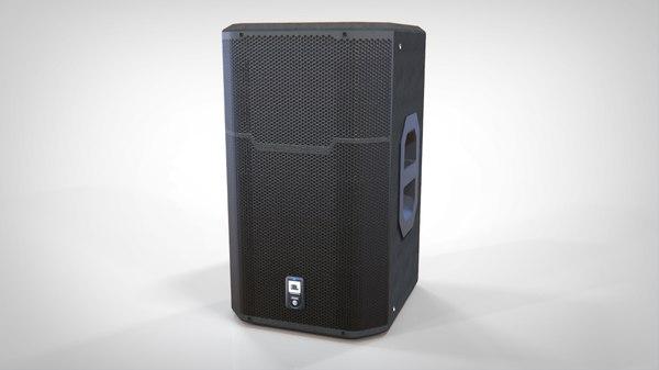 monitors - jbl prx 3D