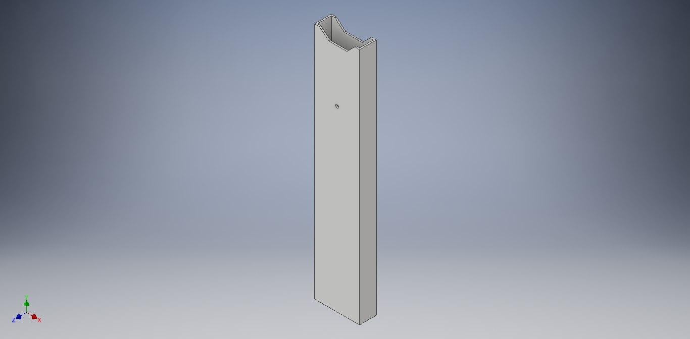 3D juul body model