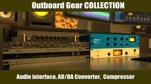 3D outboard gear