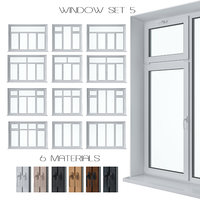 3D set windows