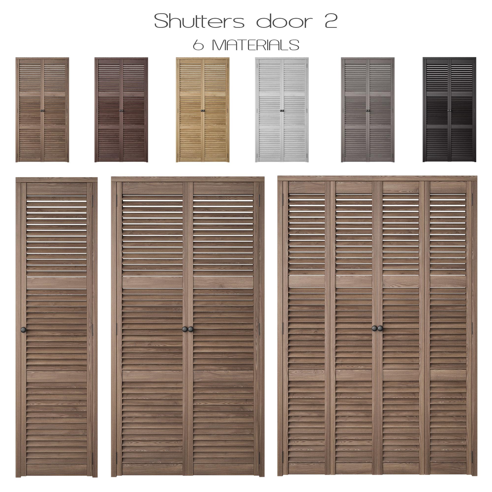 Shutters Door 2