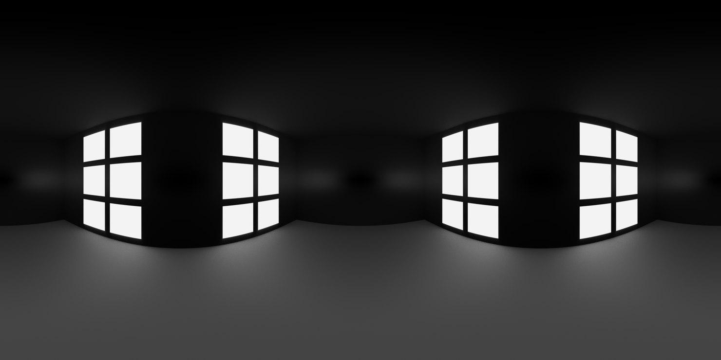 hdri studio 3D model
