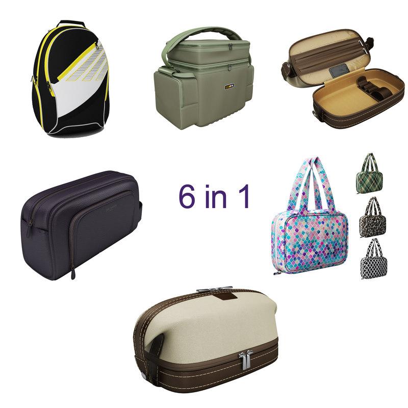 3D s bag
