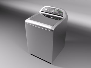 3D washer whirlpool cabrio platinum