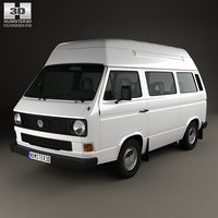 volkswagen transporter t3 model
