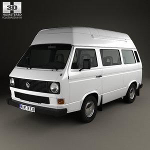 volkswagen transporter t3 model