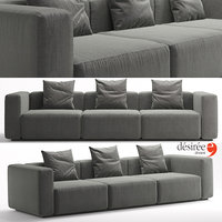 blo sofa 3D model