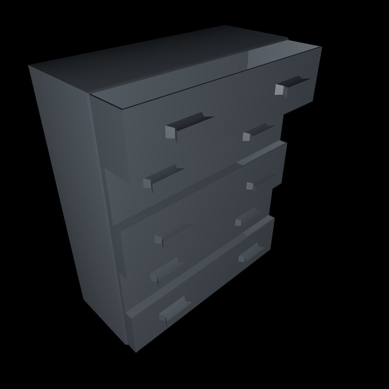 drawers 3D