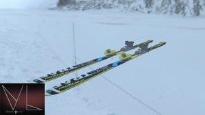 mountain ski 3D model