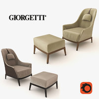 giorgetti normal detailes 3D