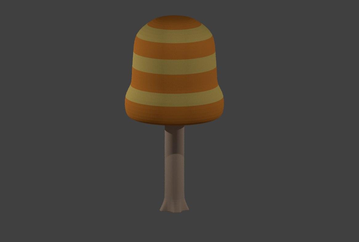 tree mario 3D