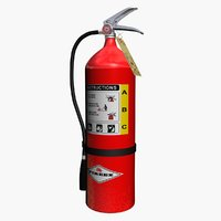 abc extinguishers fires model