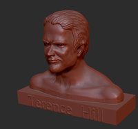 3D terence hill